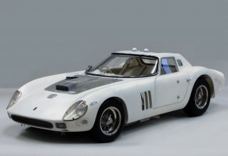 Model Factory Hiro 1/12 Automodellbausatz K446 Ferrari GTO 1964 (Version B)
