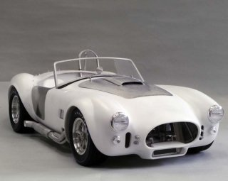 Model Factory Hiro 1/12 car model kit K501 Cobra 427 (1965) Version A
