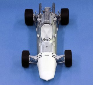 Model Factory Hiro 1/12 Automodellbausatz K509 EAGLE Gourney Weslake F1 (1967) Version A