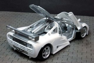 Model Factory Hiro 1/24 car model kit K362 McLaren F1 GTR Version E