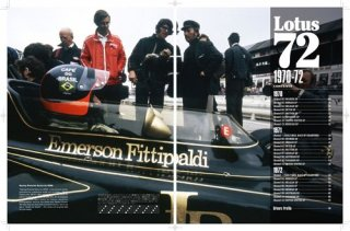 Racing Pictorial Series by Model Factory Hiro: No. 17 - Lotus 72 1970-72