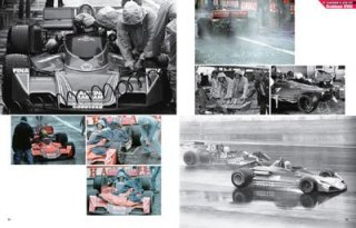 Racing Pictorial Series von Model Factory Hiro: No. 21 - F1 World Championship in JAPAN 1976