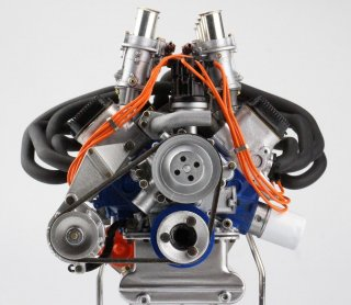 1/8 engine kit from Fein Design: Ford GT40 (1969)