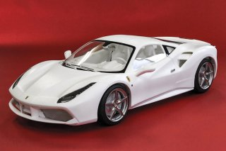 Model Factory Hiro 1/12 car model kit K598 Ferrari 488 GTB (2015) Proportion Kit
