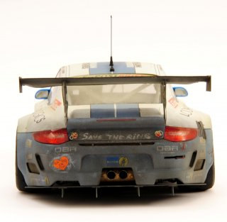 Customer Sale: 1/24 car model Porsche 997 GT3R Ringkämpfer