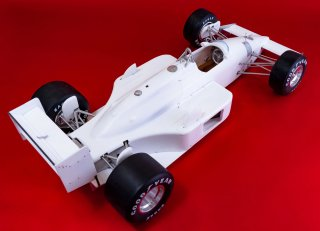 Model Factory Hiro 1/12 Automodellbausatz K624 Ferrari F187 (1987) Version (A)