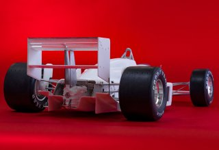 Model Factory Hiro 1/12 Automodellbausatz K625 Ferrari F187 (1987) Version (B)
