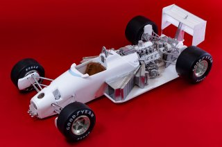 Model Factory Hiro 1/12 car model kit K626 Ferrari F187/88 (1988) Version (C)