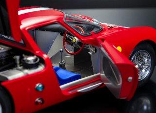 Model Factory Hiro 1 12 Car Model Kit K656 Ferrari 250 Lm 1965 Vers 905 00