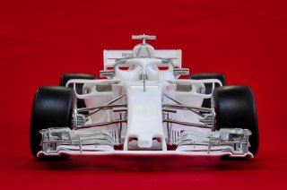 Model Factory Hiro 1/12 car model kit K671 Ferrari SF71H (2018) Proportion Kit Version B