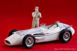 Model Factory Hiro 1/12 car model kit K676 Maserati 250F (1957) Version C