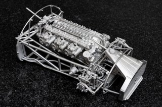Model Factory Hiro 1/12 Automodellbausatz K677 Maserati 250F (1955) Version D