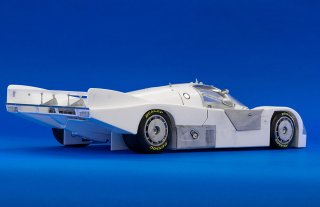 Model Factory Hiro 1/12 Automodellbausatz K679 Porsche 962C (1987) Version B