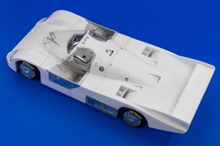 Model Factory Hiro 1/12 Automodellbausatz K680 Porsche 962C (1988) Version C