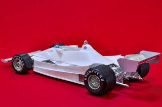 Model Factory Hiro 1/12 car model kit K685 Ferrari 312T2 (1977) Version A