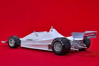 Model Factory Hiro 1/12 Automodellbausatz K687 Ferrari 312T2 (1977) Version C