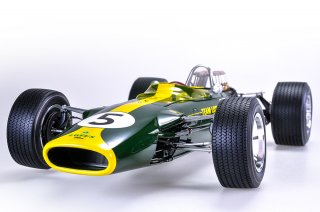 Model Factory Hiro 1/12 car model kit K689 Lotus 49 (1967) Version A