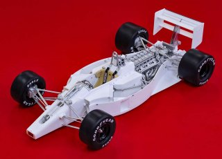 Model Factory Hiro 1/12 Automodellbausatz K696 Ferrari F189 (640) 1989 Version C