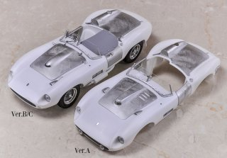 Model Factory Hiro 1/24 car model kit K692 Ferrari 315S/335S (1957) Version B