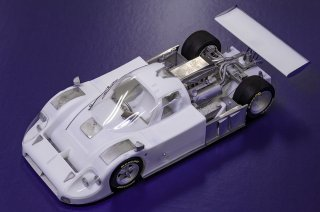 Model Factory Hiro 1/24 Automodellbausatz K631 Jaguar XJR-9 LM (1988) Version A