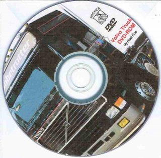 Paul Koos DVD for Pocher 1/8 kits: Volvo models