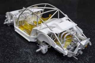 Model Factory Hiro 1/12 Automodellbausatz K713 Porsche 911 Carrera RSR Turbo Version A