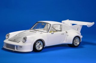 Model Factory Hiro 1/12 car model kit K714 Porsche 911 Carrera RSR Turbo Version B
