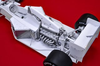 Model Factory Hiro 1/12 car model kit K720 McLaren MP4-7 1992 Version C