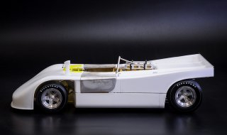 Model Factory Hiro 1/12 car model kit K725 Porsche 908/3 Version A