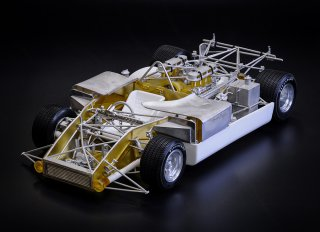 Model Factory Hiro 1/12 car model kit K728 Porsche 908/3 Version D