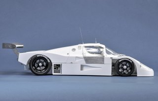Model Factory Hiro 1/12 Automodellbausatz K733 Mercedes C9 LM 1989