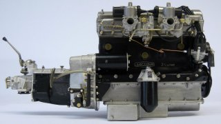 Autograph 1/8 Engine kit JAGUAR C-Type Le Mans 1951