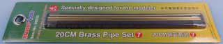 Trumpeter Master Tools - Brass pipe set 7 - No. 9936