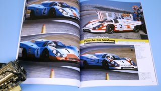 Sportscar spectacles von Model Factory Hiro: No. 04 : PORSCHE 917 Daytona, Watkins Glen and Can-am 1970