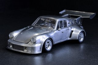 Model Factory Hiro 1/43 Automodellbausatz K770 P 911 Carrera RSR Turbo (1974) Version A