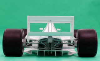 Model Factory Hiro 1/12 car model kit K457 McLaren 4/5B (version C) GP Belgium