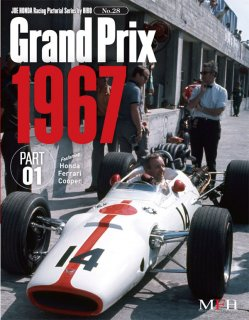 Racing Pictorial Series von Model Factory Hiro: No. 28 - Grand Prix 1967 Part 1