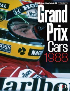 Racing Pictorial Series by Model Factory Hiro: No. 24 - Grand Prix Cars 1988