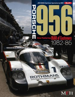 Sportscar spectacles von Model Factory Hiro: No. 07 : Porsche 956