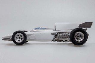 Model Factory Hiro 1/20 Automodellbausatz K317 Ferrari 312 B2 (1971) Version A