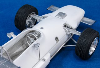 Model Factory Hiro 1/20 Automodellbausatz K336 Matra MS11 Vers. B