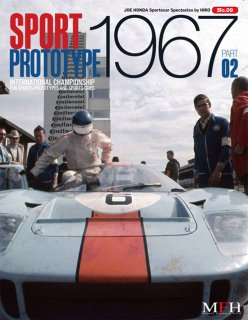 Sportscar spectacles von Model Factory Hiro: No. 09 : Sport Prototype 1967 Part 2