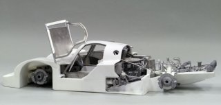 Model Factory Hiro 1/12 car model kit  K481 Porsche 956 Vers. C