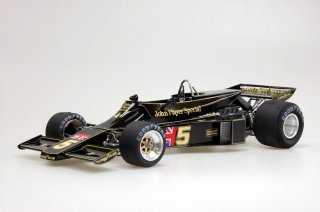 Model Factory Hiro 1/20 Automodellbausatz K251 Lotus 77 Early Type (1976) Ver. A