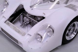 Model Factory Hiro 1/12 Automodellbausatz K511 Porsche 917K (1970) Version A