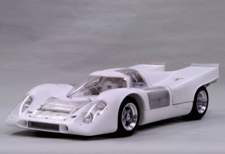 Model Factory Hiro 1/12 Automodellbausatz K512 Porsche 917K (1970) Version B