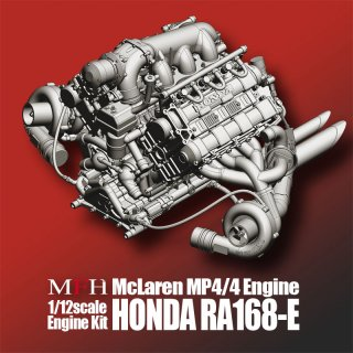 Model Factory Hiro 1/12 Engine Kit KE005 McLaren MP4/4