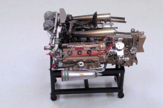 Model Factory Hiro 1/12 Engine Kit KE007 Ferrari 126C2