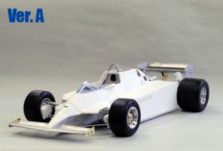 Model Factory Hiro 1/12 Automodellbausatz K529 Ferrari 126CK (1981) Version A