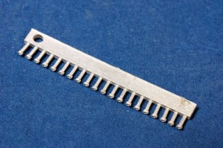 Model Factory Hiro P1012 hexagonal head rivets with indent 0,7/1,1 mm - pack of 60 pc